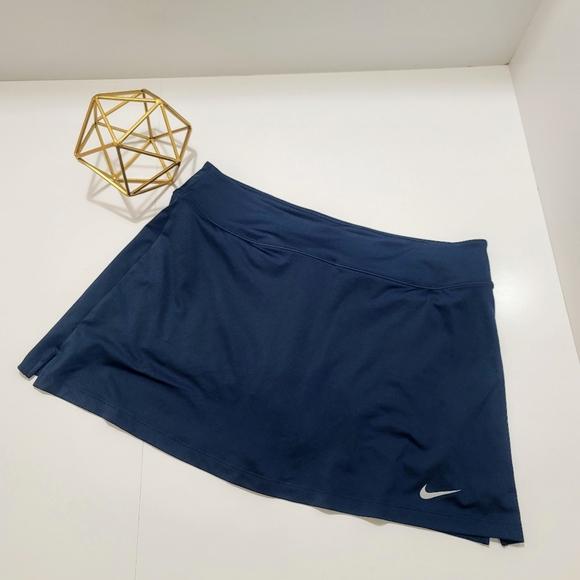 Nike Tennis Skort Navy Blue